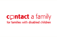 Contact A Family Charity Logo